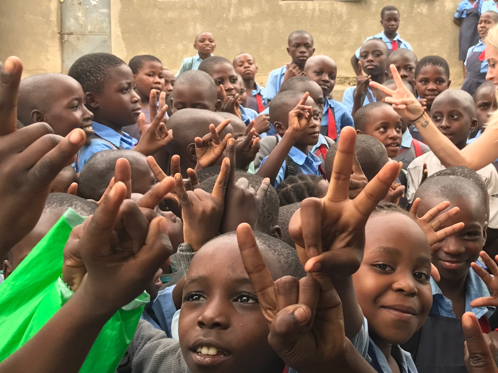 Become A Pen Pal - Project Hope: Uganda