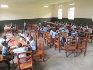 dining hall uganda